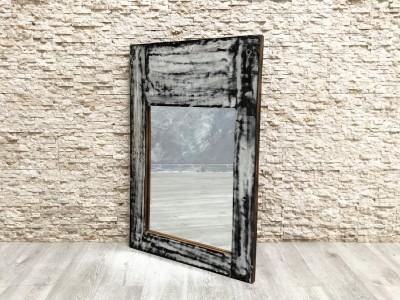 Espejo de madera reciclada muebles de dise o for Miroir bois gris