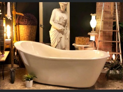 Vasca Da Bagno Larga 60 Cm : Vasca da bagno in pietra nera luxor mixa plesier sl arrelart